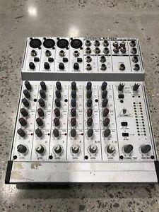 BEHRINGER-EURORACK-MX-802A-8-CHANNEL-MIXER