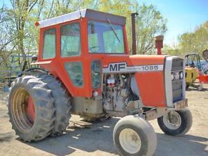 Massey-Ferguson-MF-1080-1085-Tractor-Service-Repair-Shop-Manual-MF1080-MF1085-CD