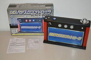 Sammy-Pachinko-Controller-Black-Model-Sony-playstation-2-japan-Ps2-SMY-1602k
