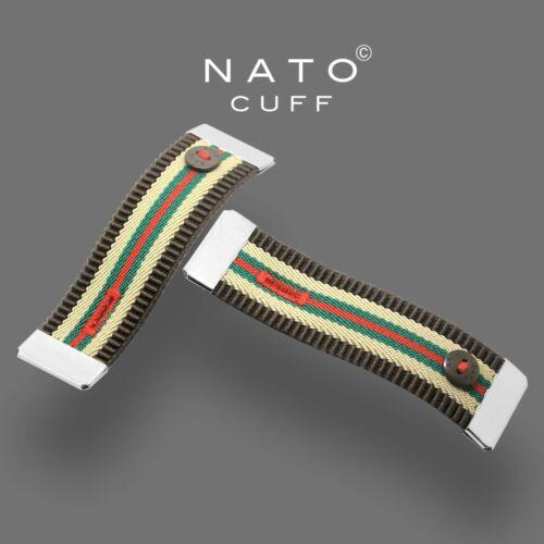 Niente più orli e maniche di Camicia Nato Cuff Tirati le maniche con eleganza