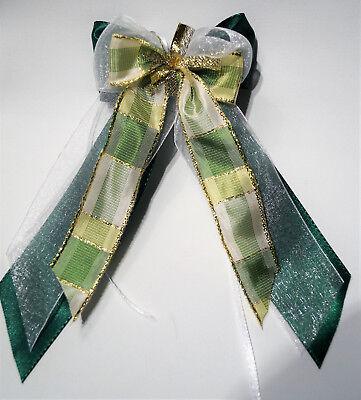 GüNstig Einkaufen 5 Bzw.10 Weihnachtsschleifen Baumschmuck Schleife Geschenke Weihnachten 1710