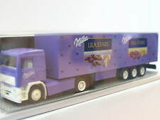 Albedo Volvo Koffersattelzug Milka Lila Stars VP (G6285)