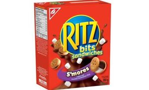 RITZ SMORES Chocolate Sandwiches - CANADA 180g Purchased Fresh
