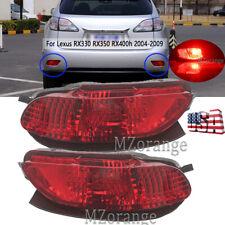 Frnt Bumper Cover For 04-06 Lexus RX330 w// fog lamp hole 07-09 RX350 Primed CAPA