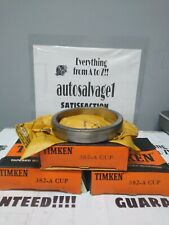 Timken 382 A Roller Bearing Cup Lot Of 3 Nos