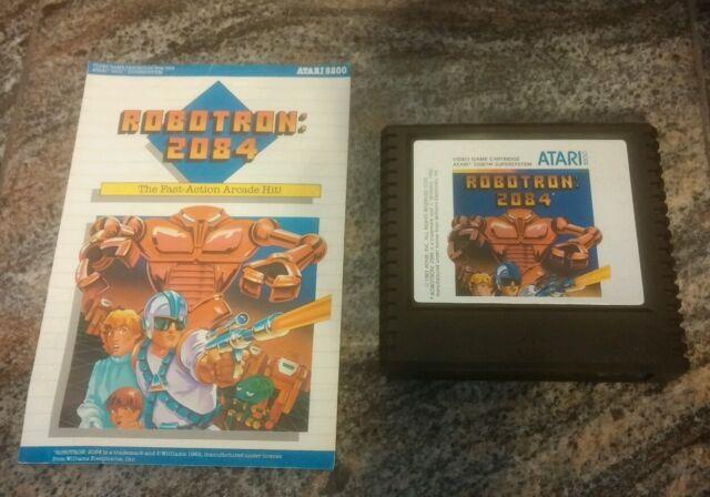 Robotron 2084 (Atari 5200)