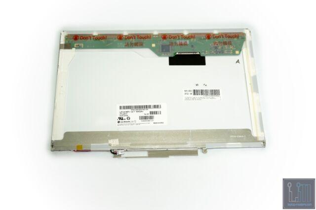 """A1 Grade B TL LG 14.1/"""" CCFL LCD Screen 1280 x 800 WXGA 30 Pin LVDS LP141WX1"""