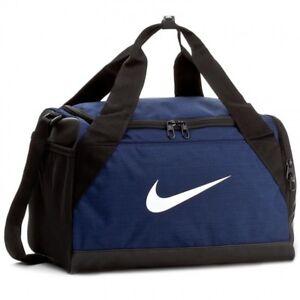 074f4655c7 Nike Brasilia XS Training Gym Bag Ba5432 410 Navy for sale online