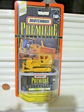Matchbox 1998 Premiere Collection Construction Caterpillar Challenger Tractor B2