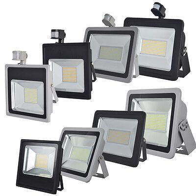 300W 200W 150W 100W 50W LED PIR Flood Spot Light Outdoor Landscape Garden Lamp