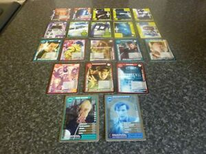 20x-DR-WHO-MONSTER-INVASION-EXTREME-TRADING-CARDS-VERY-GOOD-CONDITION