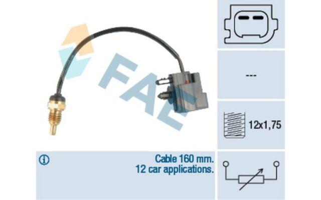 FAE Sensor temp. refrigerante FORD MONDEO FIESTA TRANSIT FOCUS TOURNEO 32426