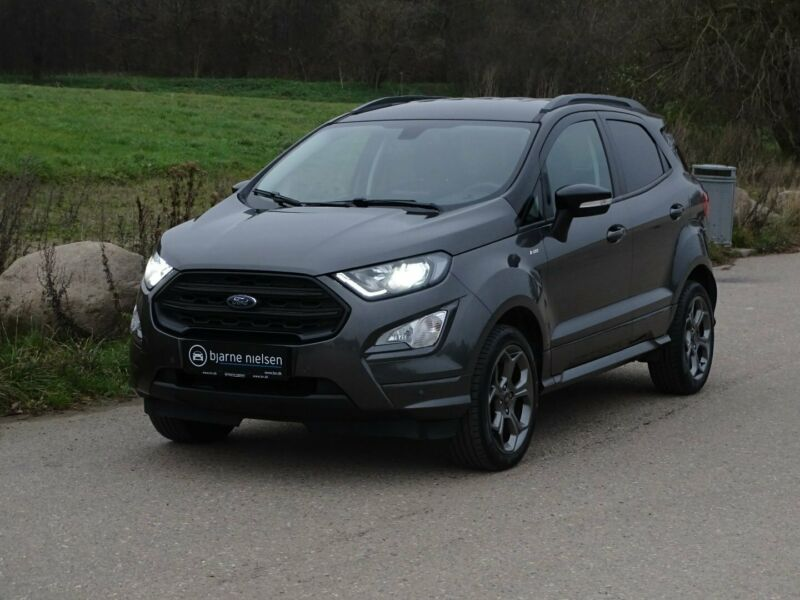 Ford EcoSport 1,0 SCTi 140 ST-Line