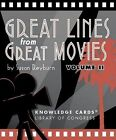 Great Lines from Great Movies, Volume 2 by Pomegranate Communications Inc,US (Diary, 2007)