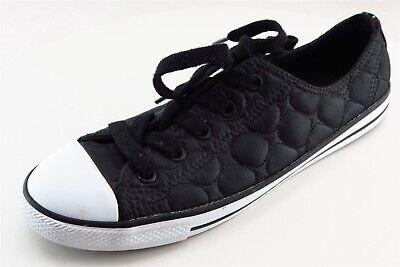 Converse All Star Fashion Sneakers Black Fabric Women6Medium (B, M) | eBay