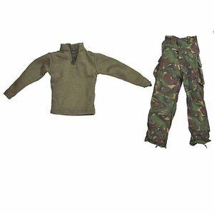 Details about Jones Falklands War - Uniform Set - 1/6 Scale - Dragon Action  Figures