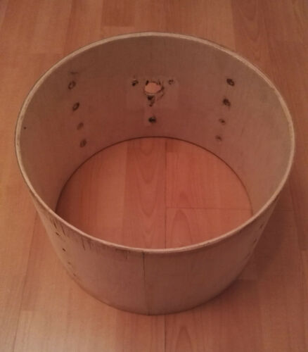 "12"" X 8"" Thin Ply Drum Shell"