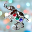 Crystocraft-Elephant-Crystal-Ornament-With-Swarovski-Elements-Gift-Boxed thumbnail 2