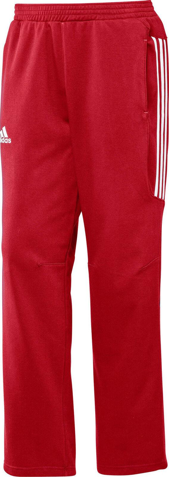 ABVERKAUF T12 Sweat Pant Männer red X12912, Team Hose, Sporthose, Jogging-Hose
