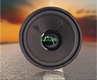 "2pcs 2.5/""inch 65.5mm Anti-magnetic full-range speaker 8ohm 8Ω 5W loudspeaker"