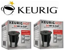 "Keurig Hot ""My K-Cup 2.0"" Reusable Coffee Filter"