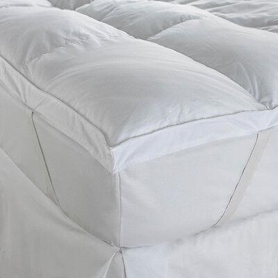 Luxury White 60 Goose Feather Amp 40 Higher Down Mattress