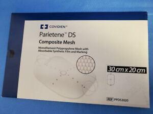 Covidien PPDS 3020 parietene DS Composite Netz 30cm x 20cm
