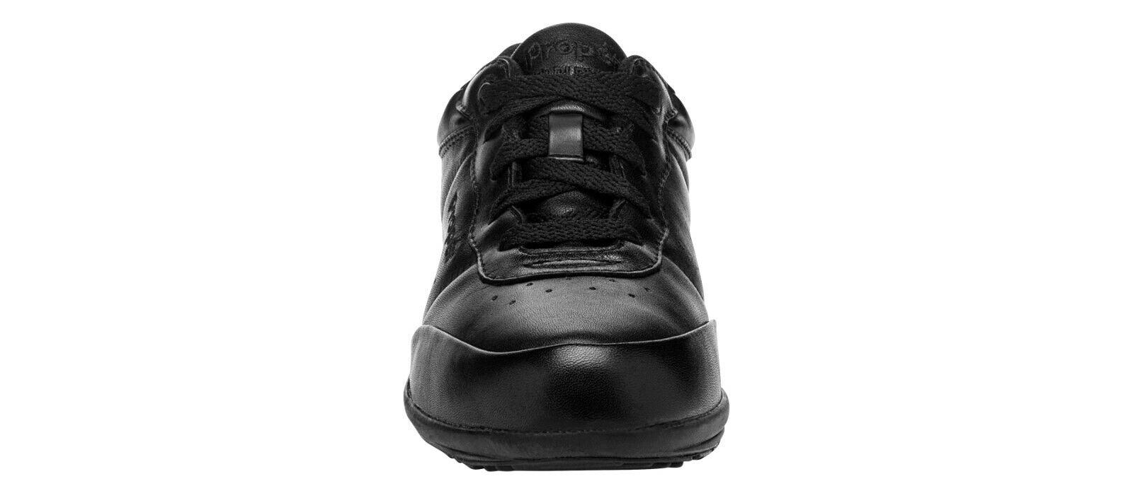 Propet Propet Propet W3840SR Black Washable Walker Slip Resistant Women's size 6 wide fe8a17