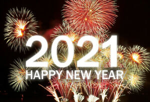Photo Backdrop Happy New Year 2021 Fireworks 7x5ft Studio Photography Background | eBay