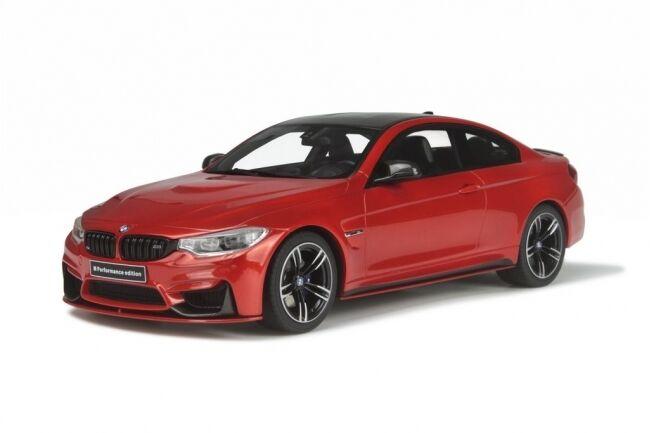 BMW M4 M Performance Performance Performance Edition • NEU • GT Spirit ZM055 • 1 18 51d68f