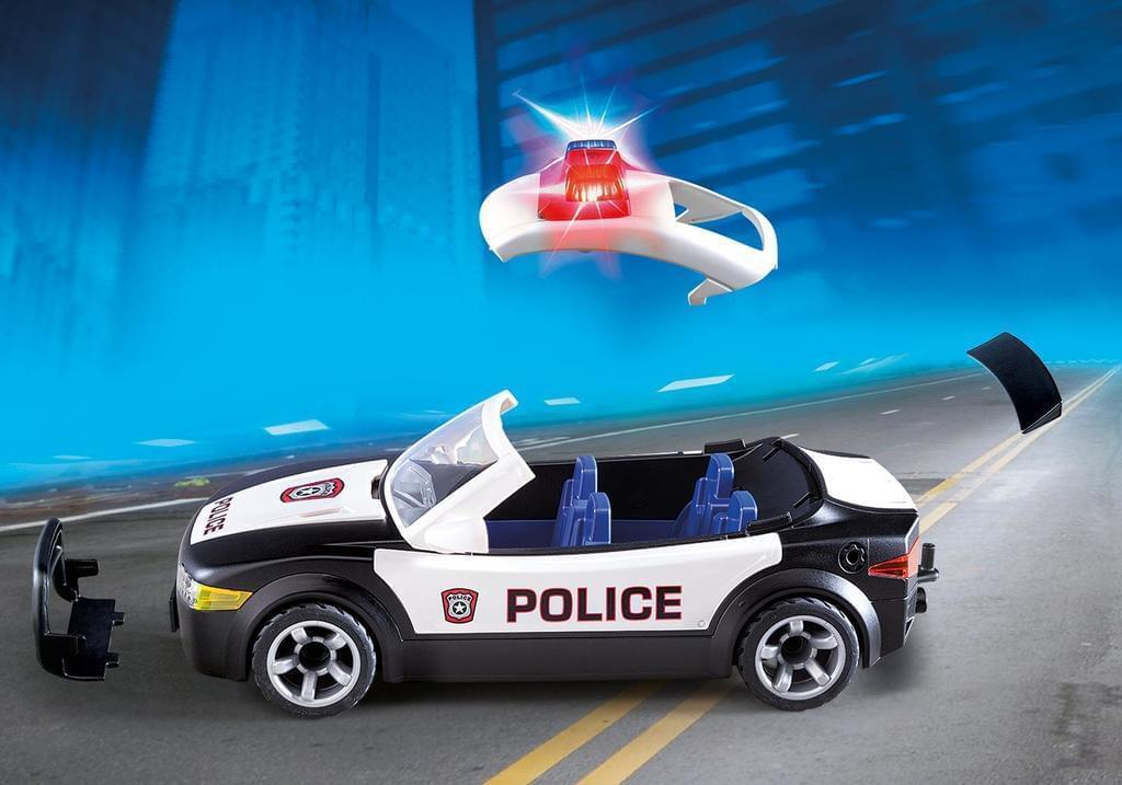 PLAYMOBIL® City City City Action - Polizeiauto   U.S. Police Car - 5673 - NEU 9f26a1