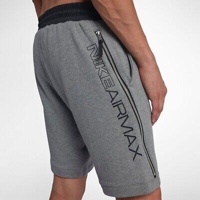 Nike Abbigliamento Sportivo Air Max Francese Spugna Uomo Shorts Palestra Casual | eBay