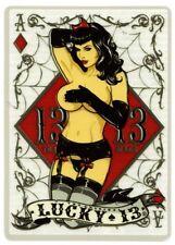 13 Pin Up Aufkleber/Sticker/Rockabella/Rockabilly/Hot Rod/US CAR/Ratte/Retro/V8