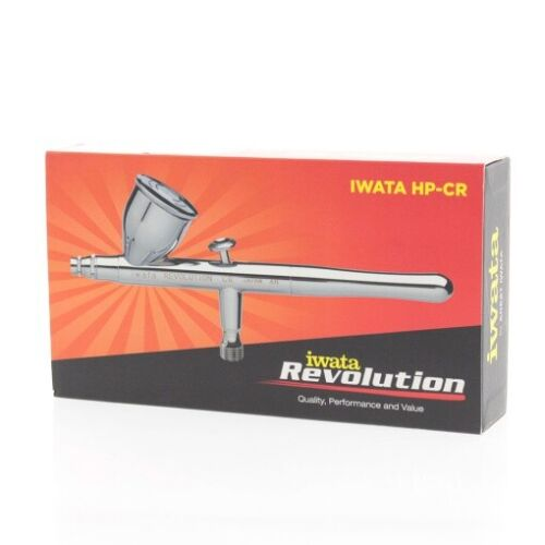 ANEST IWATA Revolution HP-CR AirBrush Gravity 0.5mm 7.0ml From Japan F//S