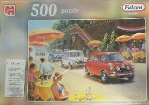 Falcon Autumn Hedgerow Jigsaw Puzzle 500 Pieces