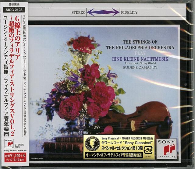 Eugene Ormandy-bach Air on G String-japan CD C12