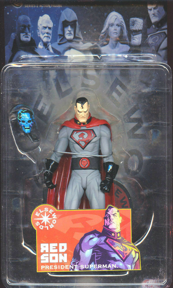 DC Direct_ELSEWORLDS Collection Series   2_ROT SON PRESIDENT SUPERMAN figure_MIP