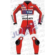 NEW DUCATI Moto tuta in pelle motociclista in pelle Suit Suit moto in pelle