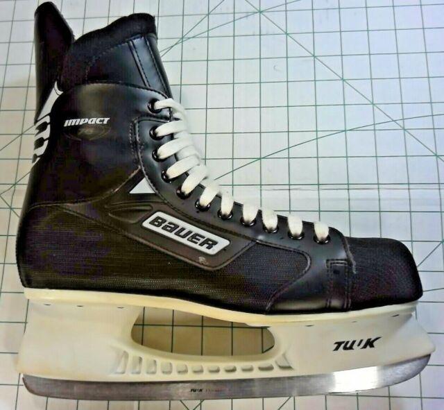 Bauer Supreme 1s SR Senior Ice Skates Men Size 11 WD (12 5 US Show