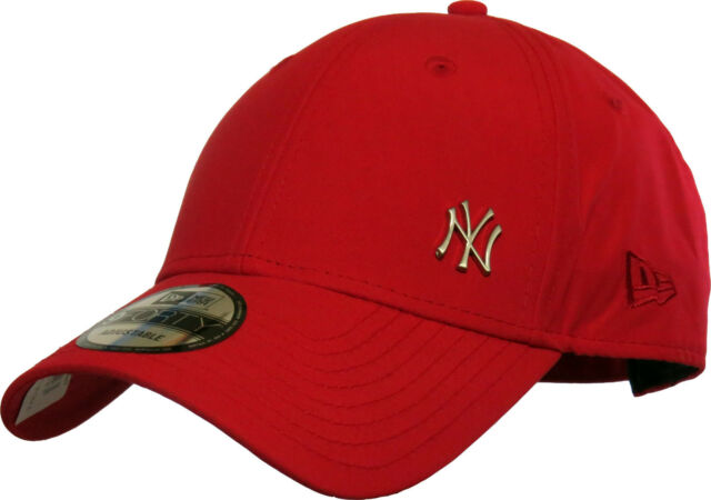 Era MLB Flawless Logo 9forty Adjustable Cap NY Yankees Red One Size for  sale online  0e2454e0b6e