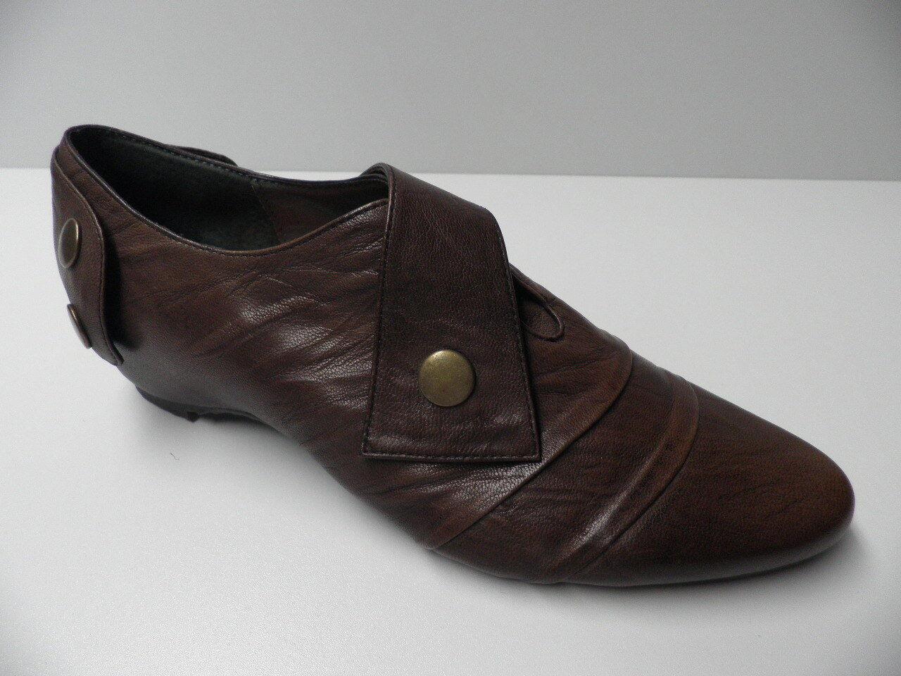 Chaussures de ville KARSTON marron en cuir pour FEMME FEMME FEMME taille 36 -Modèle d'Expo- 38eb96