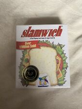"Best Toy Award EUC Gamewright /""Slamwich/"" Card Game for 2-6 Players Age 6"