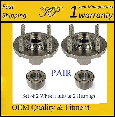 Front Wheel Hub And Bearing Kit Assembly For HYUNDAI ACCENT 2000-2011 (PAIR)