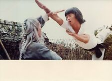 DUEL OF THE TOUGH SHEN TUI MI ZONG SHOU 1982 KUNG FU VINTAGE PHOTO ORIGINAL #4