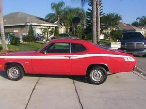 Plymouth duster ebay