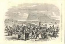 1870 The Calpe Hunt Steeplechasers Gibraltar