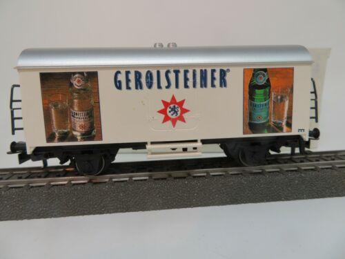 """Märklin H0 62854 Werbewagen  Güterwagen /"""" Gerolsteiner /"""" OVP"""