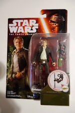 """STAR WARS - Action Figures - Han Solo - The Force Awakens - 3.75"""" MOC"""