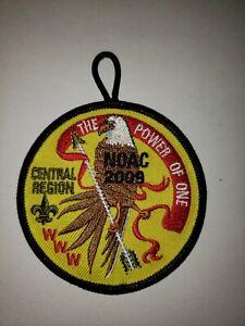 Boy-Scout-OA-2009-NOAC-Central-Region-Patch