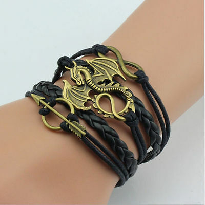 GAME OF THRONES Dragon Bracelet Tyrion Daenerys Targaryen Dany Dragon COSPLAY